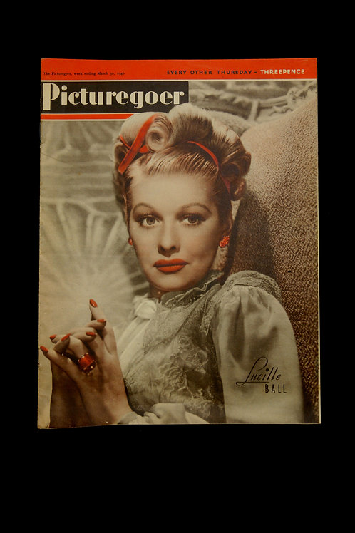 Picturegoer Magazine 1946