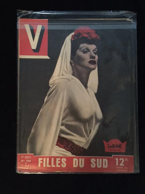 V Magazine 1947