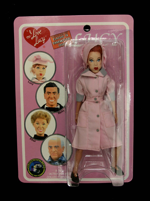 I Love Lucy Chocolate Factory Doll