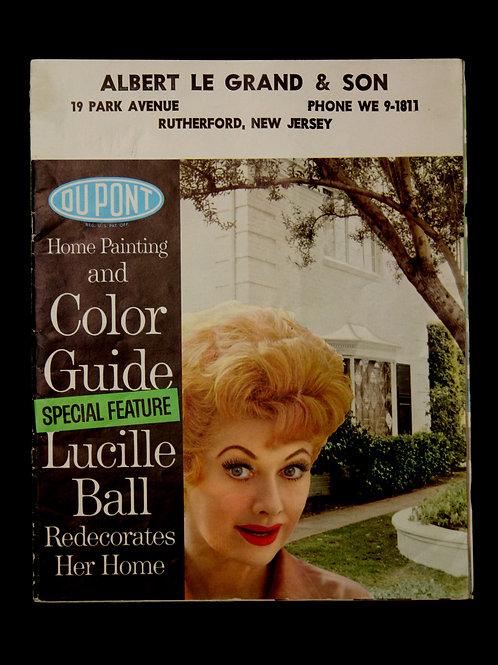 Du Pont Color Guide