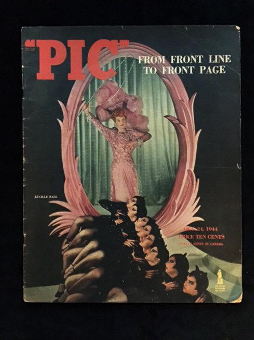 PIC Magazine 1944