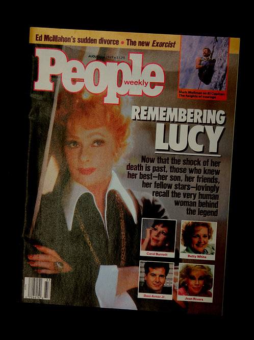 People Remembering Lucy 1989