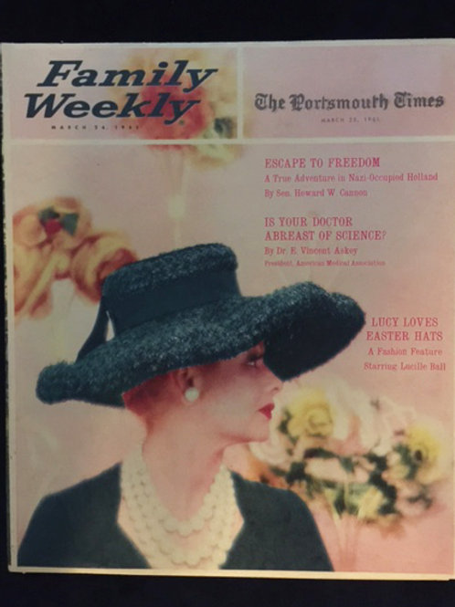 Family Weekly 1961