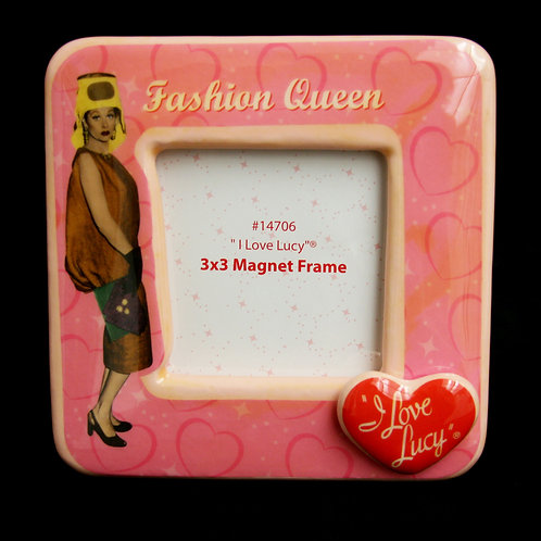 I Love Lucy Novelty Picture Frame