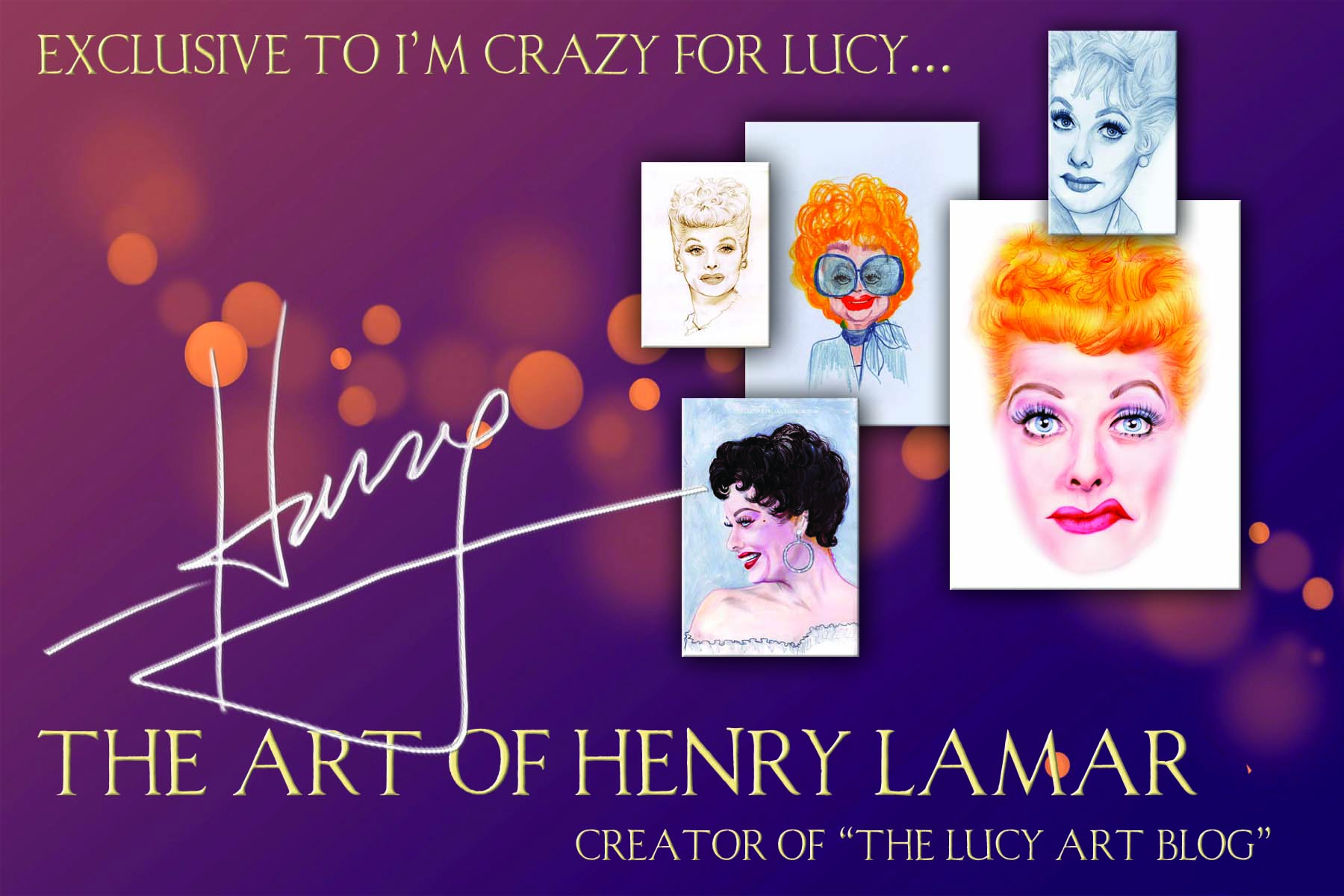 The Art of Henry Lamar