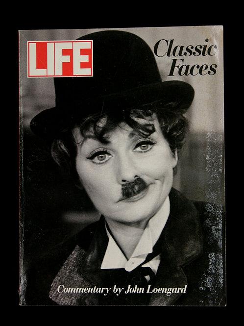 """LIFE Magazine """"Classic Faces"""""""