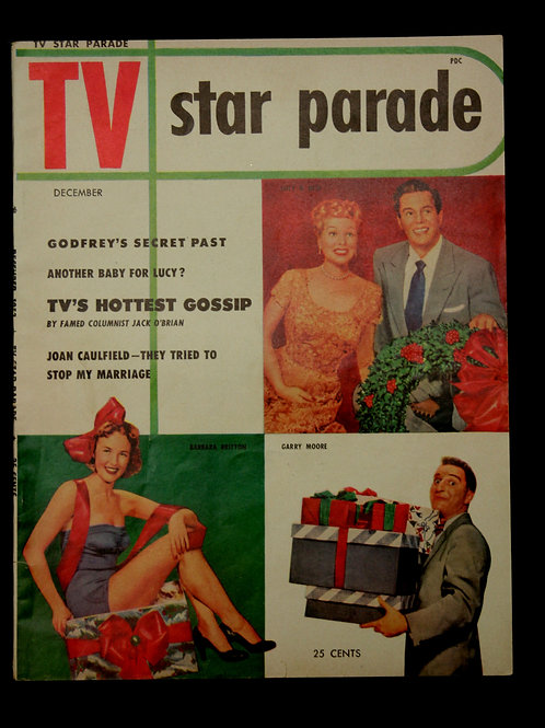 TV Star Parade 1953