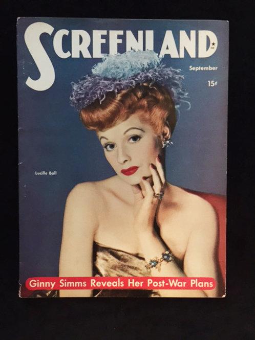 Screenland Magazine