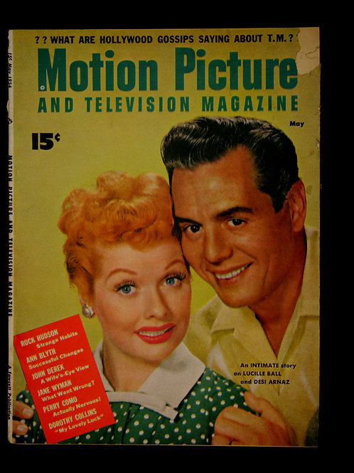 Motion Picture and Television Magazine 1954