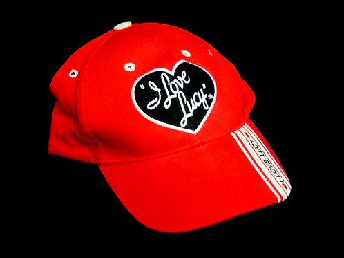 I Love Lucy Baseball Hat