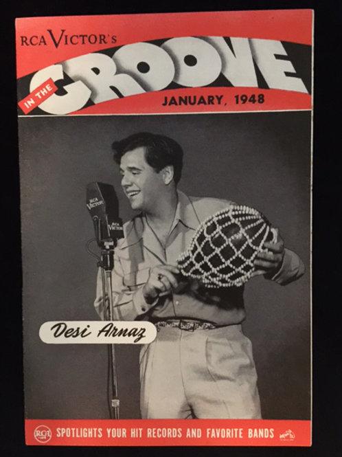 Groove 1948 with Desi Arnaz