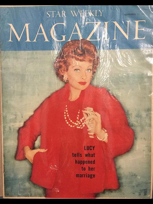 """Star Weekly Magazine"" 1960"