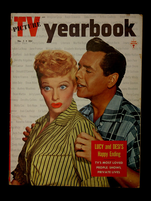 TV Picture Yearbook 1954