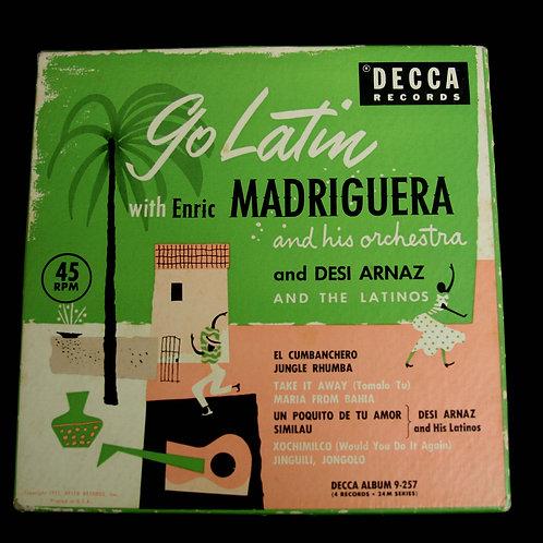 Go Latin feat. Desi Arnaz Record