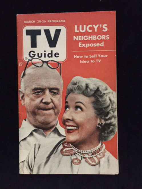 TV Guide with Fred & Ethel