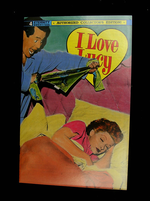 Collector's Edition I Love Lucy Comic Book #4