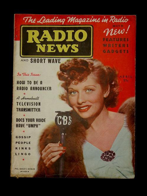 Radio News 1938