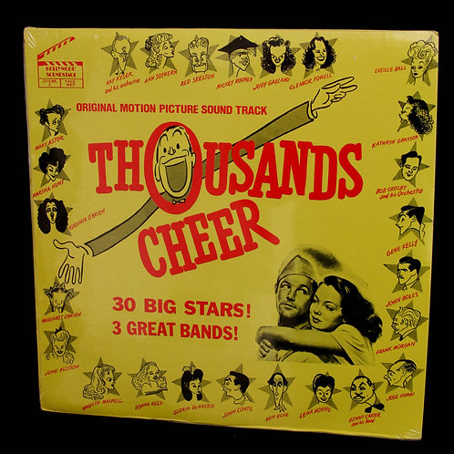 """Thousands Cheer"" Soundtrack Album"