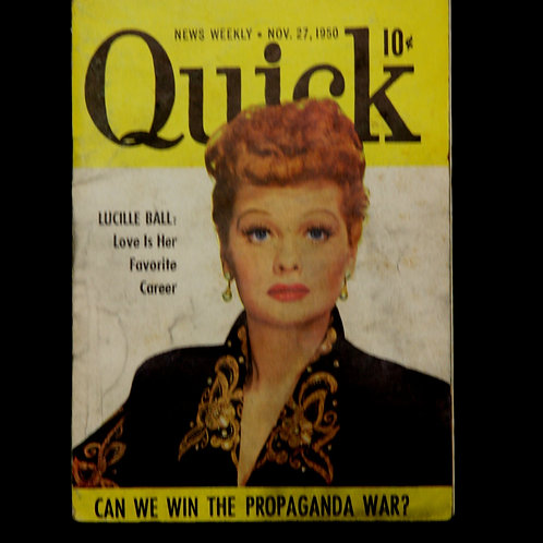 Quick News Weekly 1950