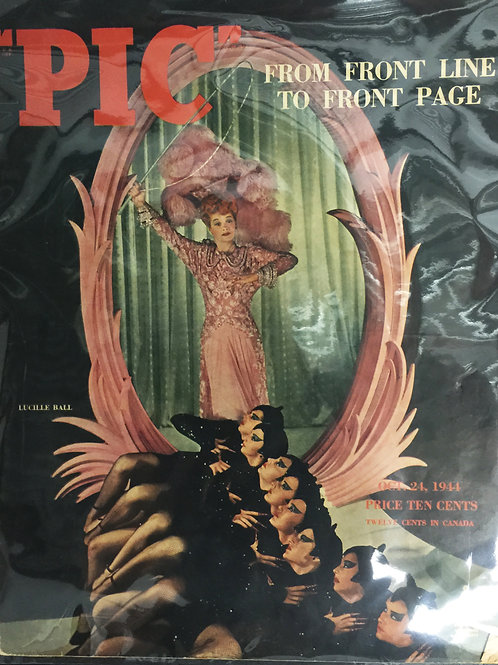 """Pic"" Magazine 1944"