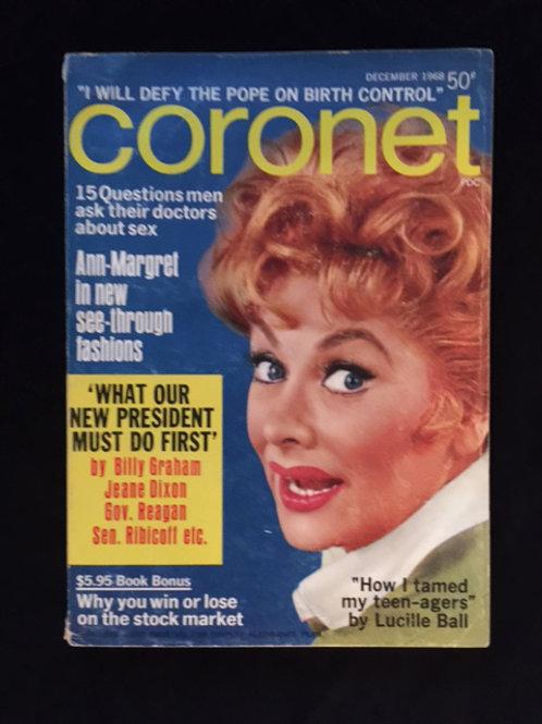 Coronet Magazine 1960