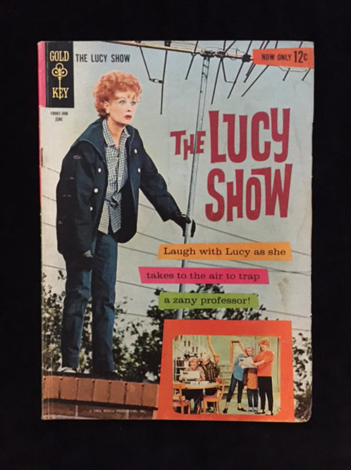 The Lucy Show Comic Book #1