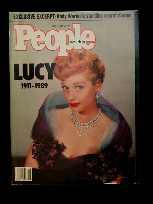 People Magazine Lucy Tribute