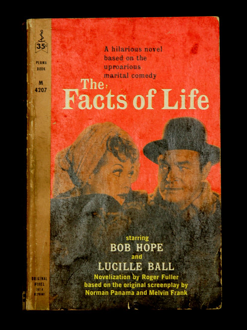 The Facts Of Life Novel