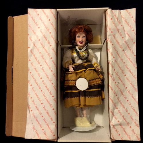 "Hamilton Collection ""Queen of the Gypsies"" 1988"