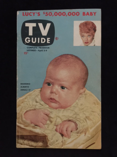 #1 National TV Guide with Desi Jr.