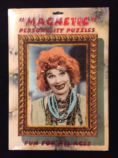 Magnetic Puzzle - Queen of the Gypsies