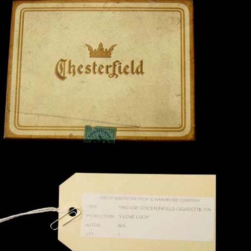 Chesterfield Cigarette Holder Prop