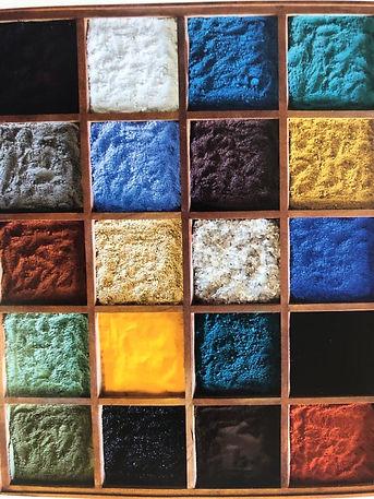 Kalkverputz Pigment Anorganisch Mineralisch Bunt Stein Gareis Malermeister