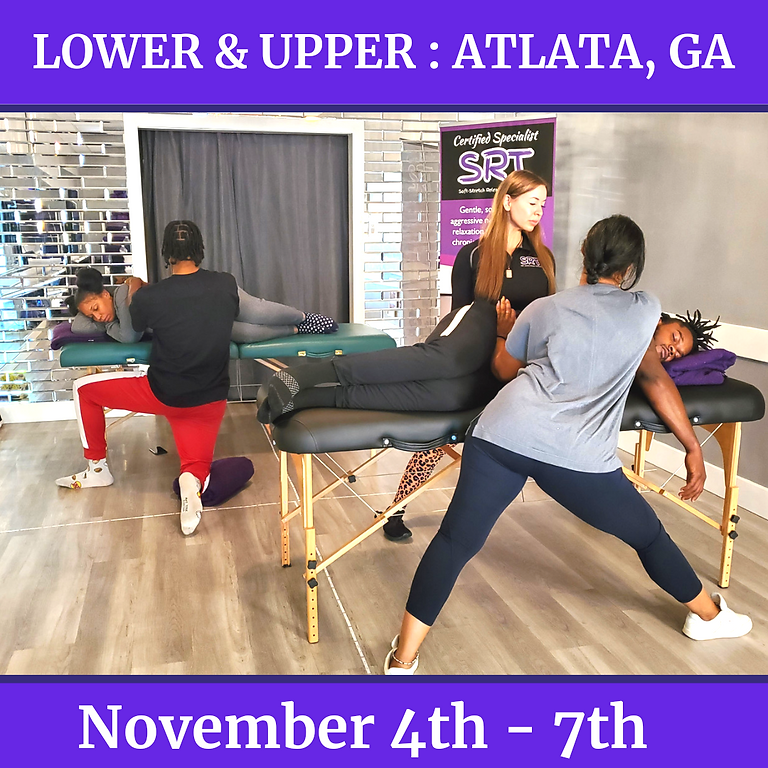 Atlanta, GA - Lower & Upper Body