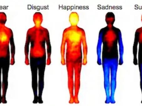 Emotional Energy Manifests Physically