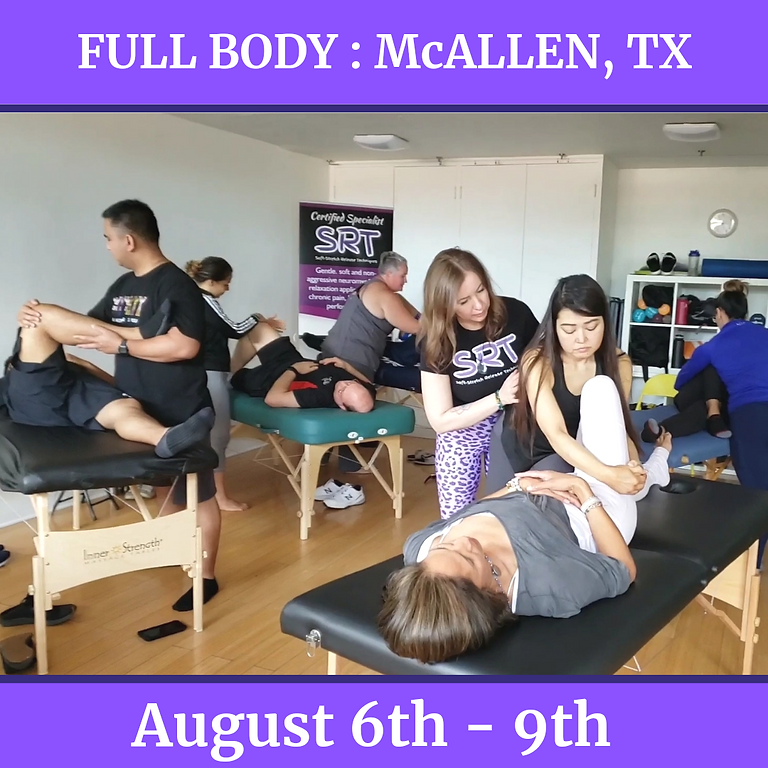 McAllen, TX - Lower & Upper Body