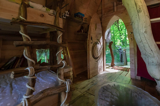 porte cabane des fées