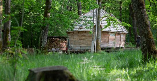 cabane d'Agrid Vit tel ta nature