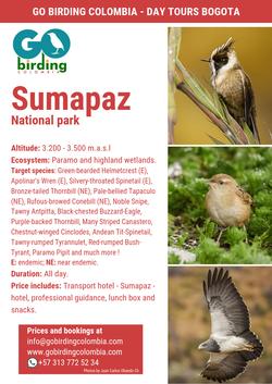 Sumapaz National Park.