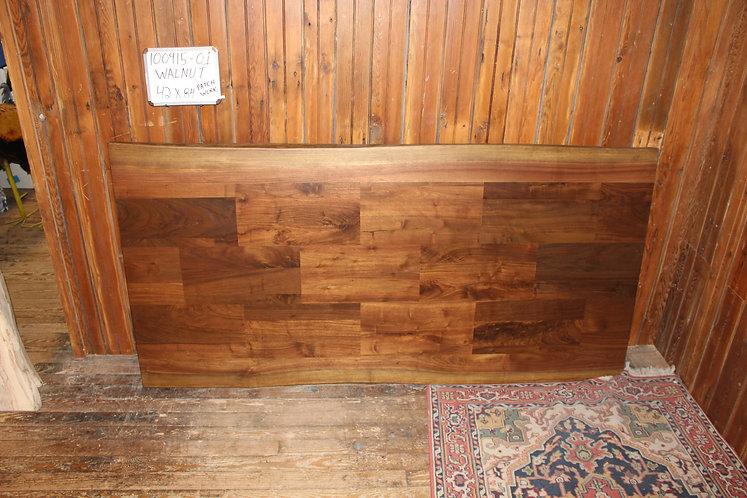 Pieced Walnut Table