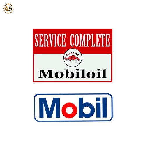 Adesivi mobil oil vintage service Sticker helmet auto moto