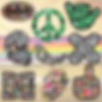 Adesivi grafica esclusiva sticker bomb
