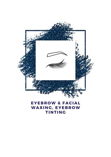 Eyebrow & Facial Waxing, Eyebrow Tinting