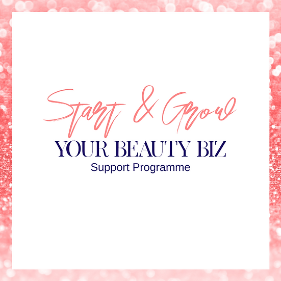 Start & GrowYour Beauty Biz