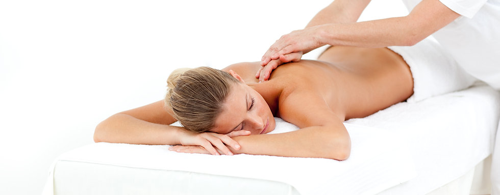 Back and Legs Massage x6