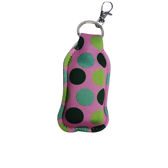 Sanitiser Key Ring - Big Dotty
