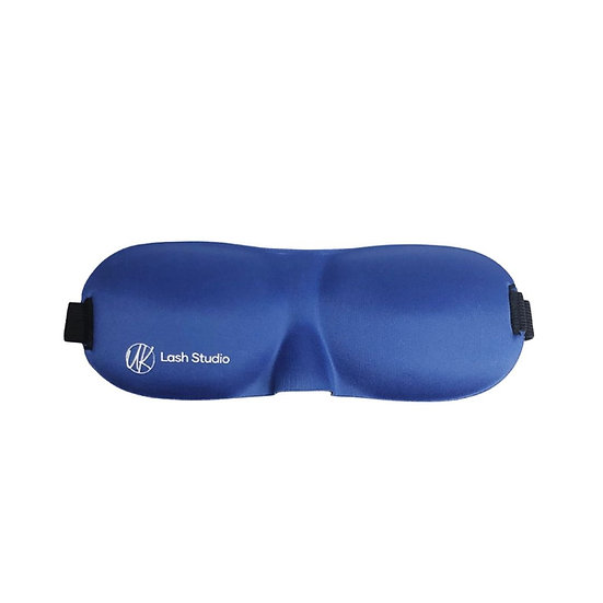 Contour Lash Sleep Mask - Blue