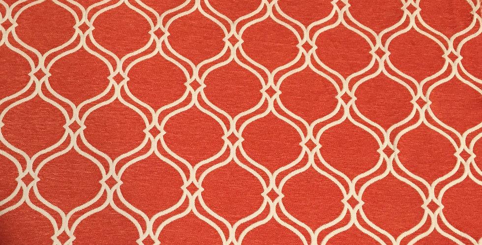Maderia - Orange Fabric
