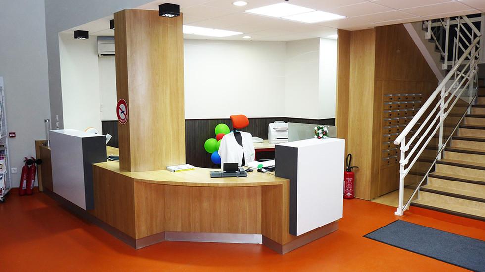 magasin 5 - agencement intérieur pour professionnels - nb designer - guadeloupe
