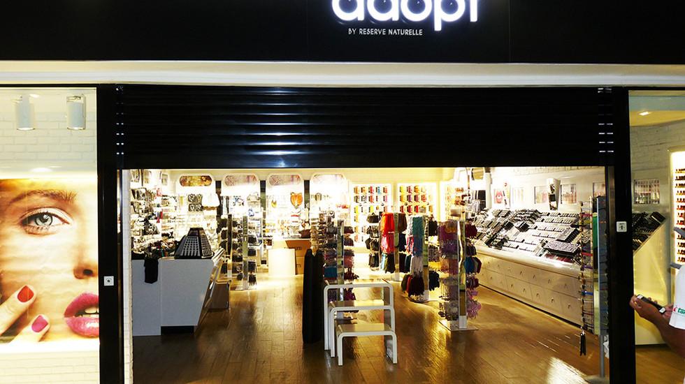 magasin 1 - agencement intérieur pour professionnels - nb designer - guadeloupe